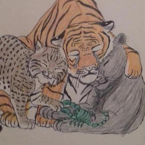 tigers hurt